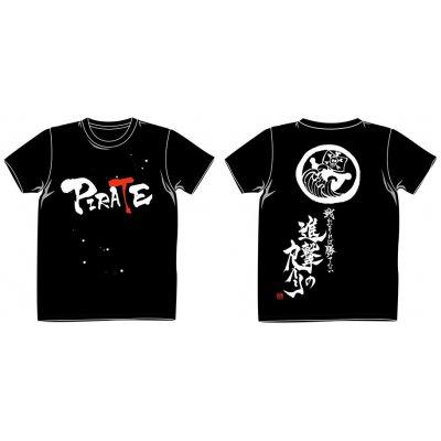4・23新発売 スターダム 宝城カイリ オリジナルTシャツ ブラックの画像1