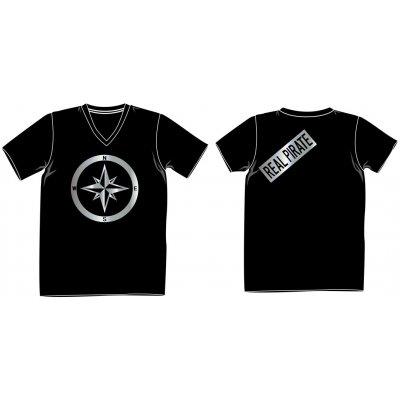 4・29新発売 スターダム 宝城カイリ オリジナル Tシャツ ブラック コンパスロゴ