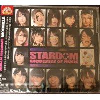 スターダム・オリジナルCD・「STAROM GODDESSES   MUSIC」(2018年1月17日)