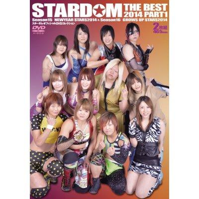 ※ポイント10%還元※スターダムDVD「STARDOM THE BEST2014 PART1」の画像1