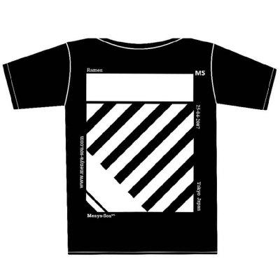 【3/1〜3/15 限定30枚】 期間限定販売!麺屋宗11周年記念『MENYA SOU Tシャツ』【2018/4/1~15 店頭受け渡し専用】のイメージその5