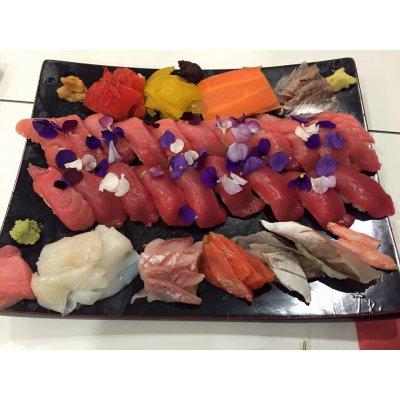 出張寿司食べ放題(1人1枚、7名~)のイメージその4