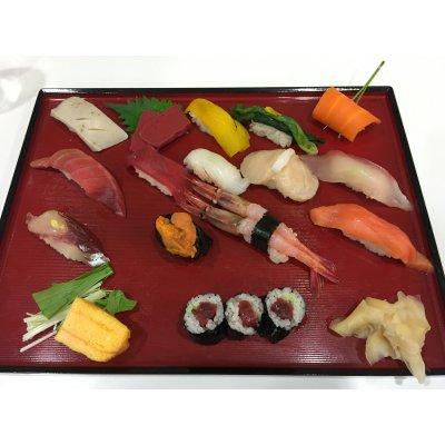 出張寿司食べ放題(1人1枚、7名~)のイメージその3