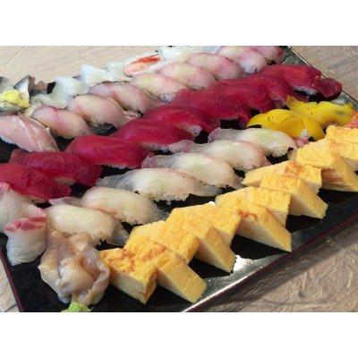 出張寿司食べ放題(1人1枚、7名~)のイメージその2