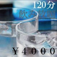 DAN 120分飲み放題チケット(1枚につき1人)