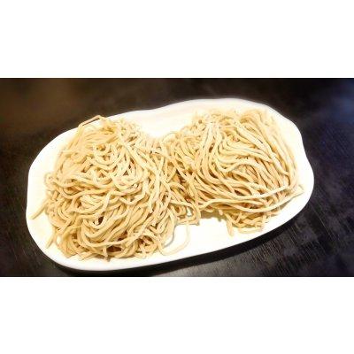 大銀杏オリジナル最高級小麦麺(1セット2玉)