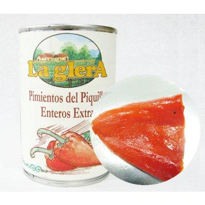 スペイン産ロースト赤ピーマン ピミエント・ピキージョ PIMIENTOS DEL PIQUILLO