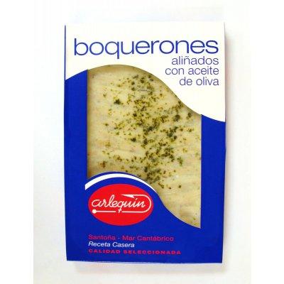 【クール便】スペイン産 カタクチイワシ酢漬け ボケロネス Boquerones