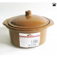 【NEW】COCOTTE 1.5ℓ スペイン産陶器製深鍋 アルテ レガル社製