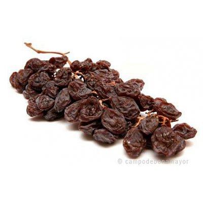 【クール便】スペイン産枝付・種入り干しブドウ PASAS MOSCATE DE MALAGAの画像1