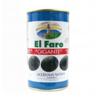 オリーブの実 ブラックオリーブ(中粒) ACEITUNAS NEGRAS
