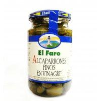 ケッパーベリーのピクルス ALCAPARRONES FINOS EN VINAGRE