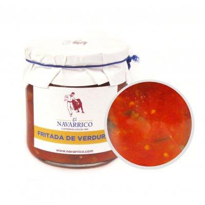 【新入荷】ピスト(スペイン野菜の煮込み)FRITADA DE VERDURASの画像1