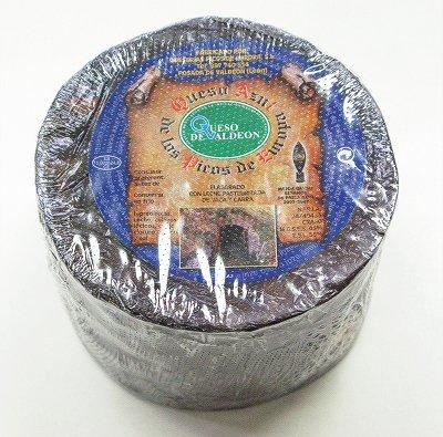【クール便】ブルーチーズ ミニホール ヴァルデオン約500g VALDEON