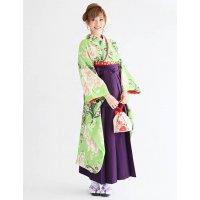 《京都市内限定》卒業式袴着付けセットプラン