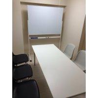 【0時-5時用】新宿西口会議室  2時間利用分 Wi-Fi有り 完全個室