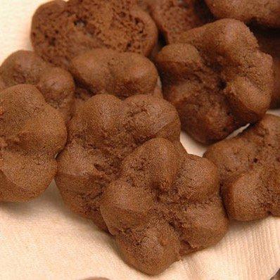 手作りサクサクきゃろぶクッキー40gの画像1