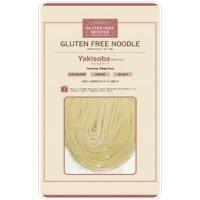 グテンフリーヌードル/お米を主原料として作った、生めんタイプのグルテンフリーやきそばタイプ!