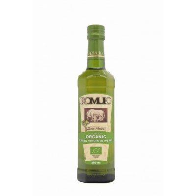 オーガニックロムロ/エキストラバージンオリーブオイル~高品質なオリーブ~の画像1