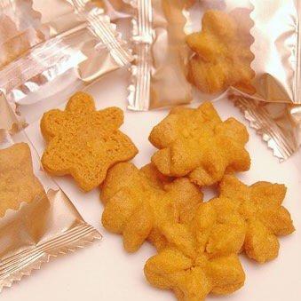個包装タイプ・手作りサクサクかぼちゃクッキー・12粒の画像1