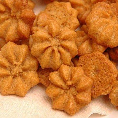 手作りサクサクおいもクッキー・50g /JALのアレルギー対応機内食の画像1