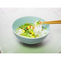 ライスヌードル野菜たっぷりタンメン風 無添加・低カロリー・グルテンフリーカップヌードルです。