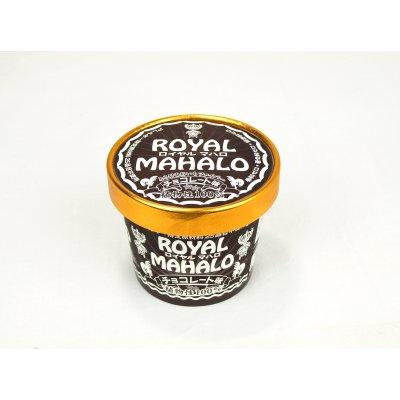 お腹に優しいアイス《ロイヤルマハロチョコレート》ローストした安納芋で作った植物素材100%のアイスです