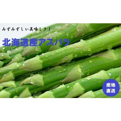 北海道日高産 アスパラ 1kg