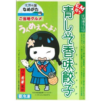 青しそ香味餃子 20個入り 茨城県行方ご当地グルメEM育ち