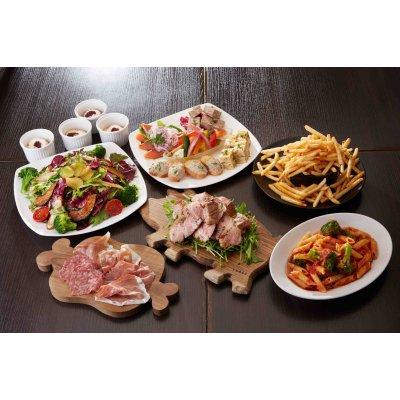 ぶーみんVinum東京スクエアガーデン お得なディナーお食事コース ウエルカムスパークリング付きの画像1