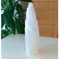 【パワーストーン】天に意図を伝える石 セレナイトタワー