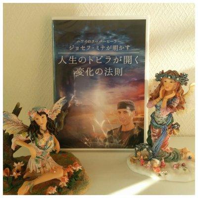 【ジョセフ講演会DVD2】変化のマスター、ジョセフ・ミナが明かす〜人生のトビラが開く変化の法則