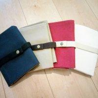 【試作版セール】無地タイプ  | ボイジャータロット6ポケットケース 【 カラー全2色 | 紺 カーキ色 】