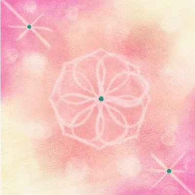 ※残席2  6/10(土) 曼荼羅アート ワークショップ by Healing Space Crystal