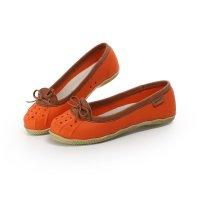 アメリカ発のエコな靴〜PONIC&CO.(ポニック・アンド・コー)/ELLA 9色/オレンジ/キャンバス