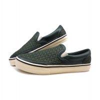 アメリカ発のエコな靴〜PONIC&CO.(ポニック・アンド・コー)/DEAN 14色/フォレストグリーン