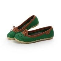 アメリカ発のエコな靴〜PONIC&CO.(ポニック・アンド・コー)/ELLA 9色/ソーダグリーン/キャンバス