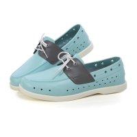 アメリカ発のエコな靴〜PONIC&CO.(ポニック・アンド・コー)/BASIL 10色/エメラルド/アッシュグレー