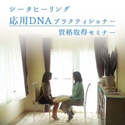 「さらにパワフルに!シータヒーリング®応用DNAプラクティショナー資格取得セミナー」
