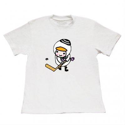 【9月9日限定販売】北海道苫小牧市の公式マスコット・とまチョップTシャツ