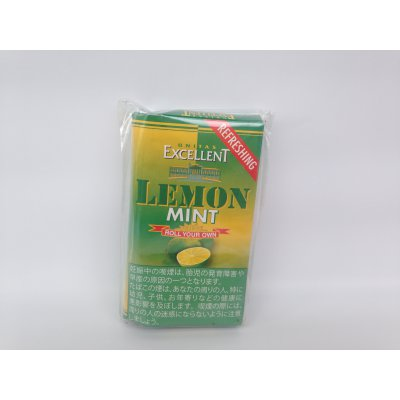 EXCELLENT LEMON MINT