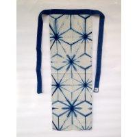 ヨイアサー屋オリジナルふんどし 藍染 女性用