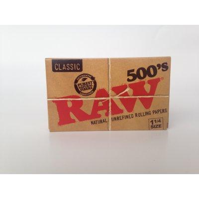 RAW クラシック・500'S