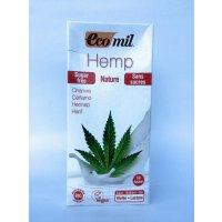 EcoMilエコミル 有機ヘンプミルク(無糖)1000ml