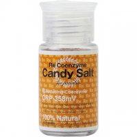リ・コエンザイム キャンディソルト35g 酸化還元塩(食用2mm粒携帯ボトル)
