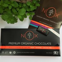 【食べないより食べた方がいいチョコレート】NOXプレミアムオーガニックチョコレート~バオバブ&アサイ~