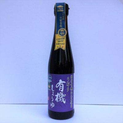 【天然醸造】弓削多有機しょうゆ 300ml