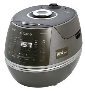 【超高圧発芽玄米炊飯器】クックニュー圧力名人 DX