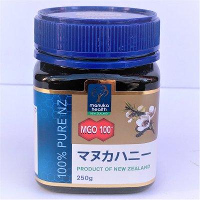 マヌカハニー MGO100+ 100%pure NZ