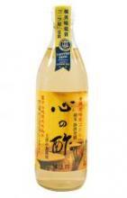 心の酢 有機純米コシヒカリ使用 静置発酵醸造 500ml